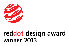 Red Dot Design Award 2013